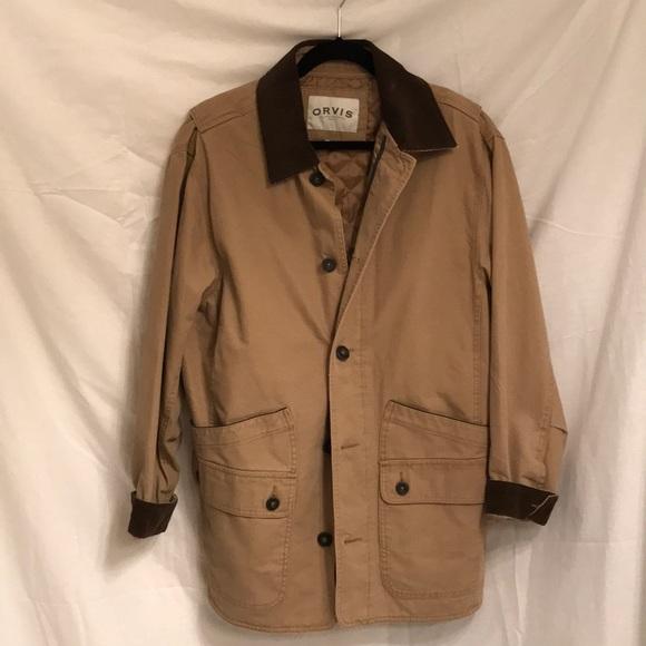 4e0814abb23fd Orvis Jackets & Coats | Barn Jacket | Poshmark